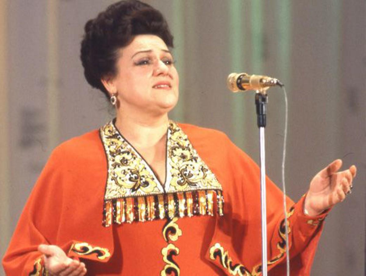 Королева русской песни
